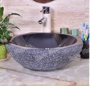 Granite/Marble/Onyx/Quartz Stone Wash Sink para Bathroom, Kitchen2